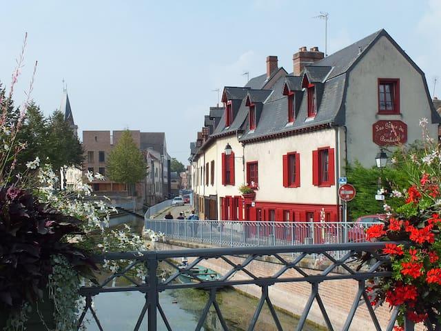 AMBIANCE, La Maison de Caroline. - Amiens - Leilighet