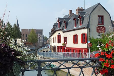 AMBIANCE, La Maison de Caroline. - Amiens