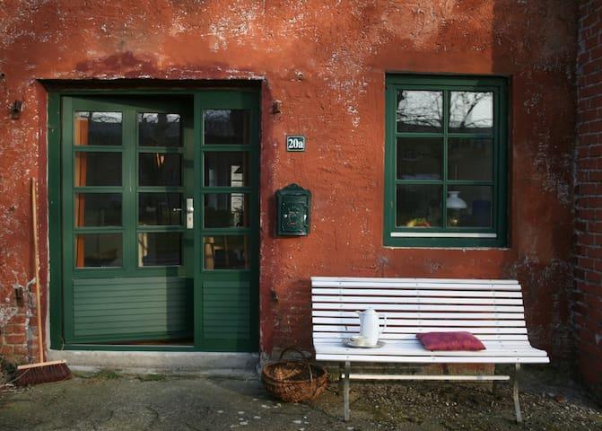 Ferienwohnung am Schaalsee - Rögnitz - Appartement