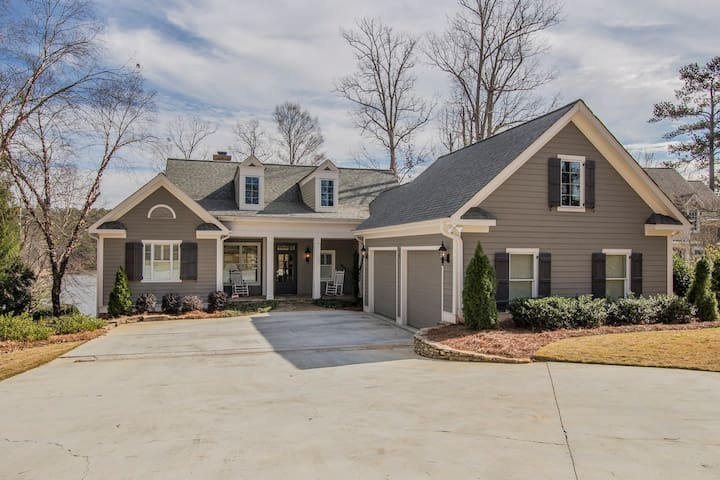 Reynolds Lake Home-Also Available for Masters Week - Greensboro - Ev