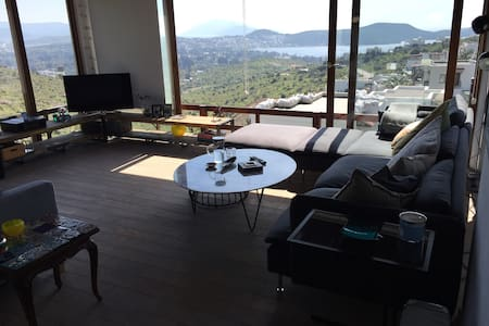 Pleasant and comfortable - BODRUM / BİTEZ - 公寓