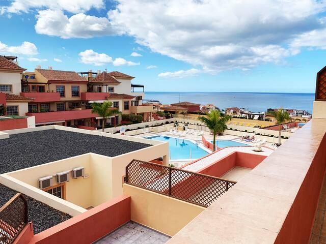 Stunning 2 Bedroom Apartment in Costa Adeje