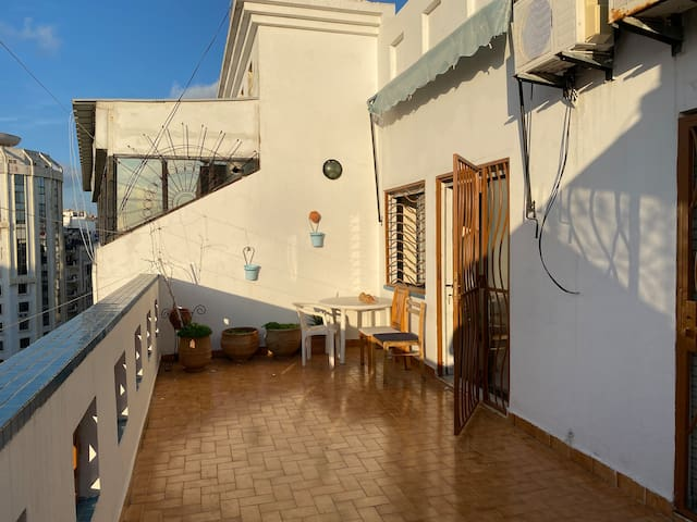 Apartment in the Center of Tangier