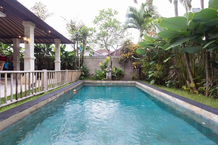 3 room Villa Canggu - Ideal for families