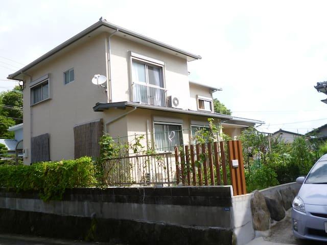 Jinjin Guest House - Nagasaki-shi - Дом