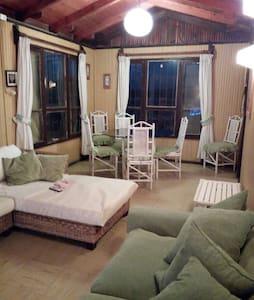 Cabaña confortable, bahia Loreto - Caldera