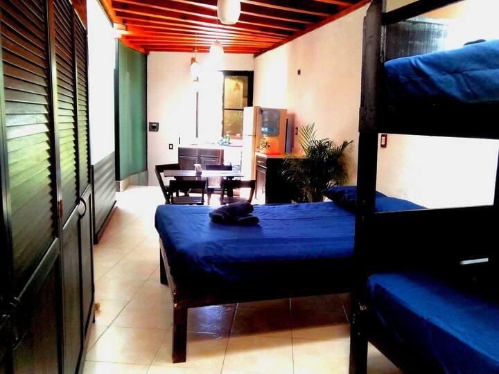 Departamento cómodo en el centro de Guanajuato