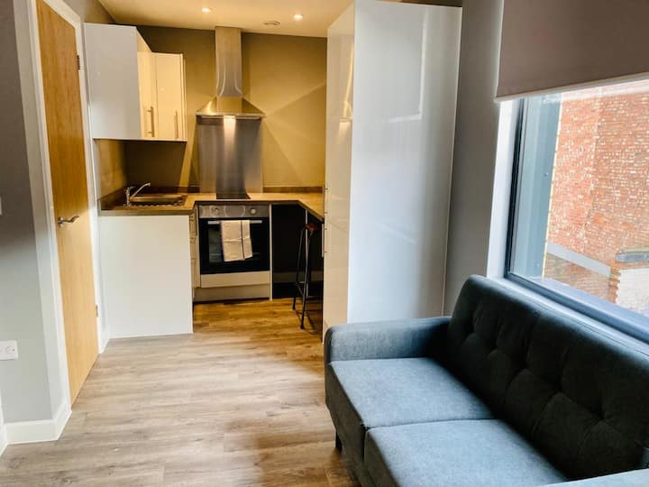 ★Modern & Cosy Studio - Leicester City Centre ★