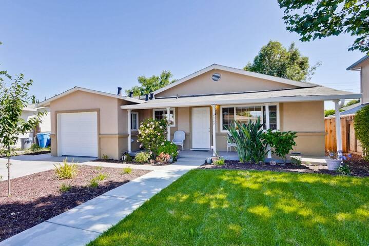 Home, sweet Silicon Valley Home - Santa Clara