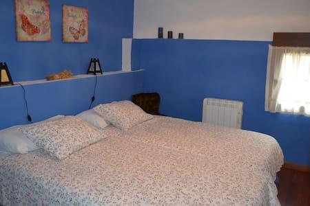 Habitación con encanto en Los Fayos - Bed & Breakfast