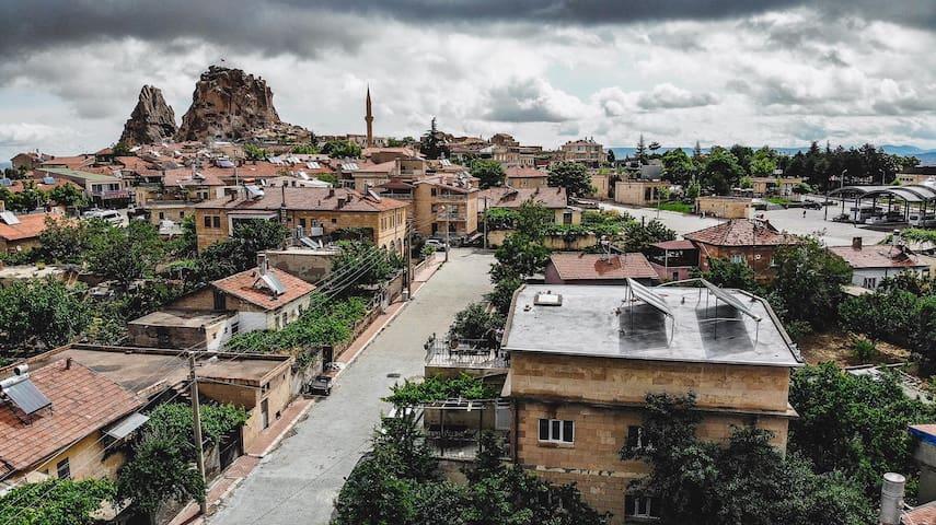 Cappadocia Stone Room (inc.breakfast)-Promo Offer