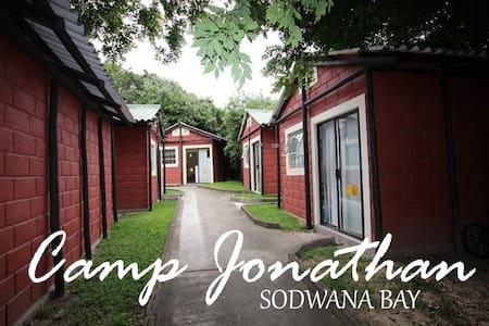 Camp Jonathan self-catering chalets - Sodwana Bay