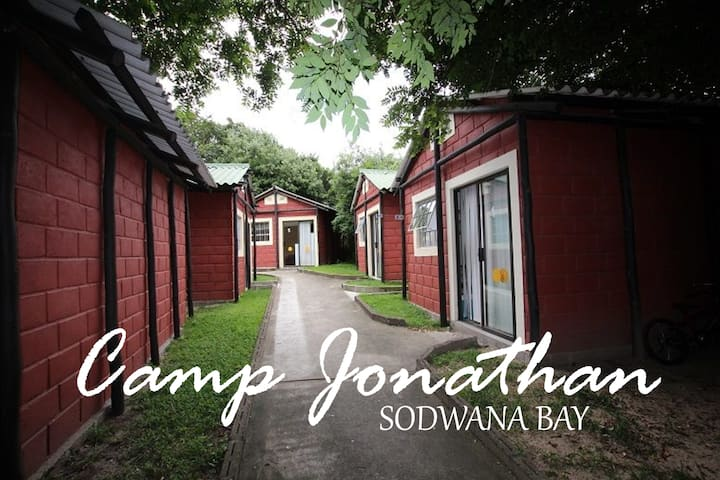Camp Jonathan self-catering chalets