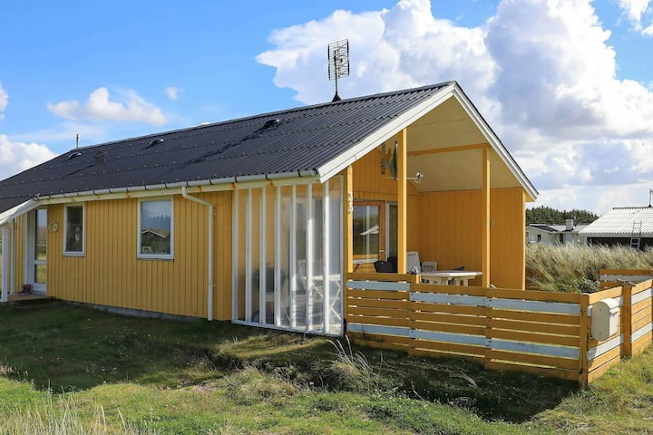 Stylish Holiday Home in Harboøre near Sea