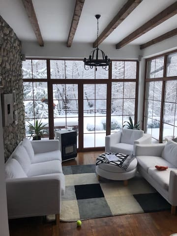 Cozy mountain house for all seasons!