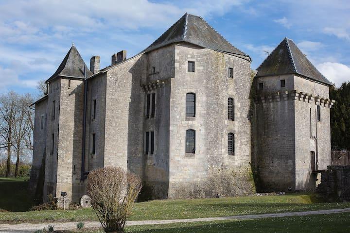 Château de Gourville / La chapelle - Gourville