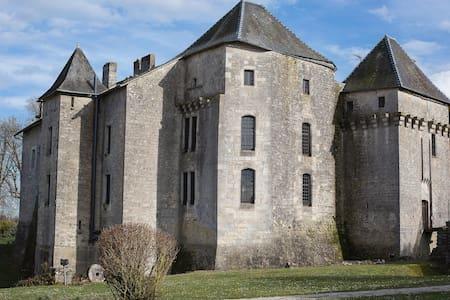 Château de Gourville / La chapelle - Gourville - Hrad