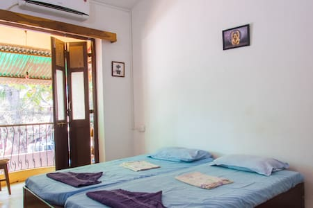 1BHK Maskys Rustic Apartment,  Baga - Bardez - Apartment