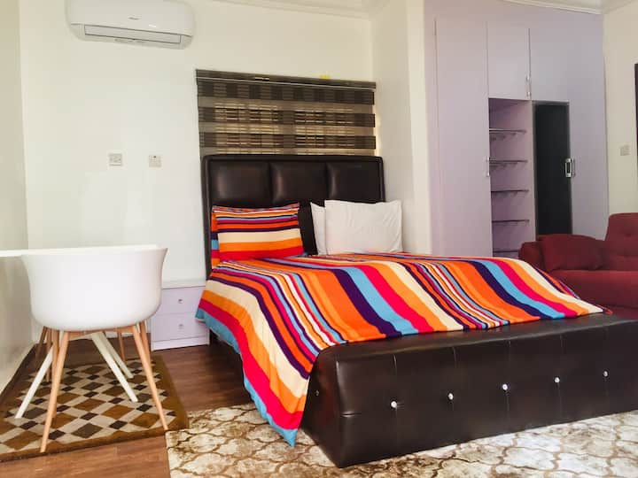 Exquisitely Furnished {Spec-1} Spacious Studio