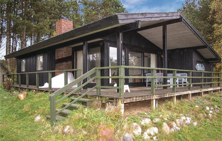 Holiday cottage with 2 bedrooms on 59m² in Knebel