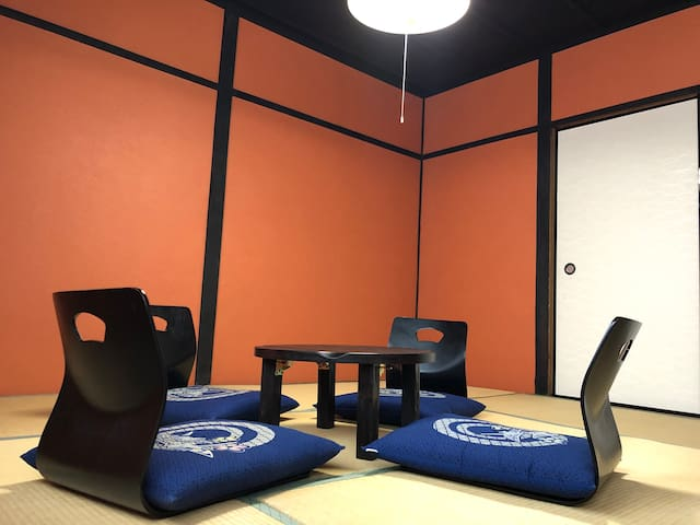 3BR+2Toilet+Bicycle+wifi+ Kyoto Station area.