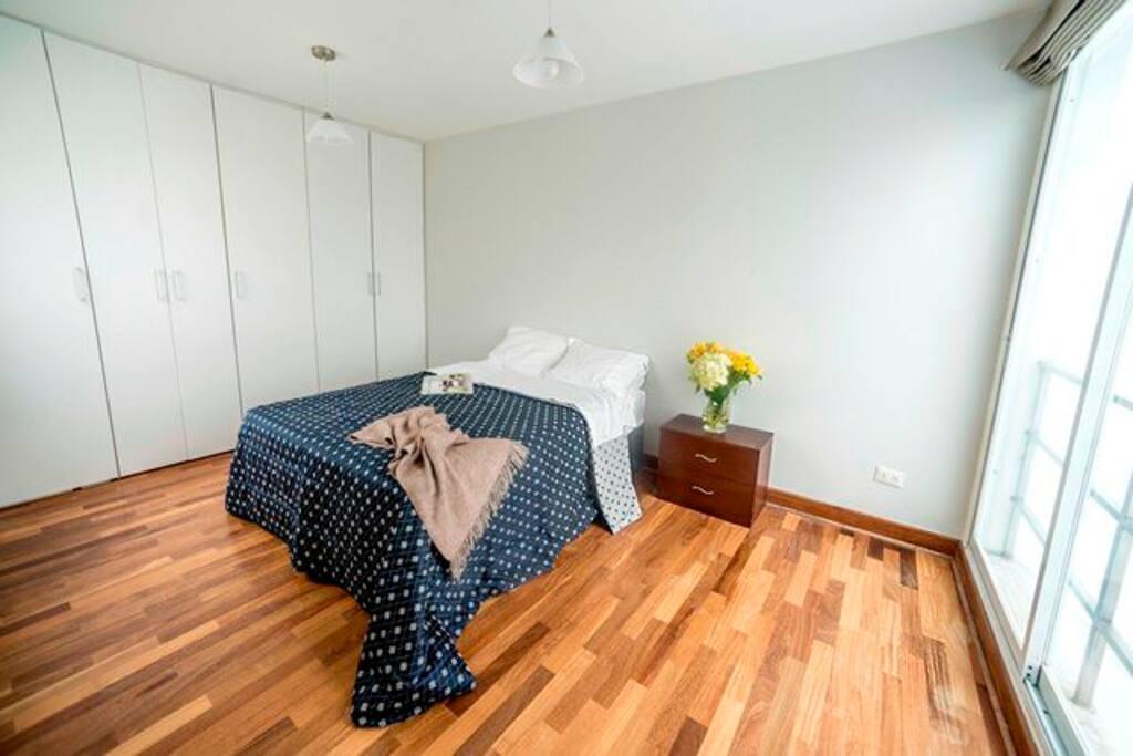 Your Lighty master bedroom :)
