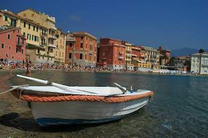 Holiday Home in Sestri Levante - Free Parking