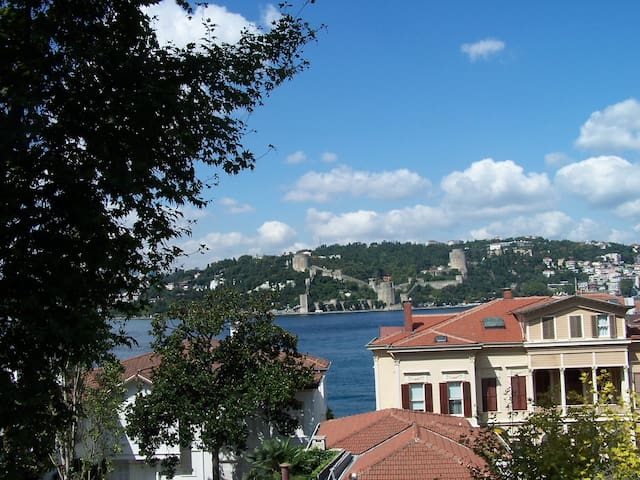 AMAZİNG BOSPHORUS FLAT - Beykoz - Apartment