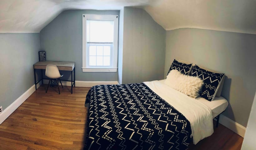 Quite Room + Pvt Bath // Nashua