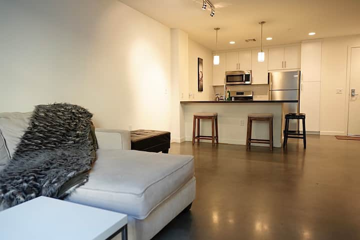 Gorgeous and Large One Bedroom Suite