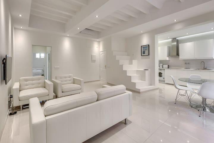 LA LONJA/LA PAU LUXURY APARTMENT - Palma - Apartamento