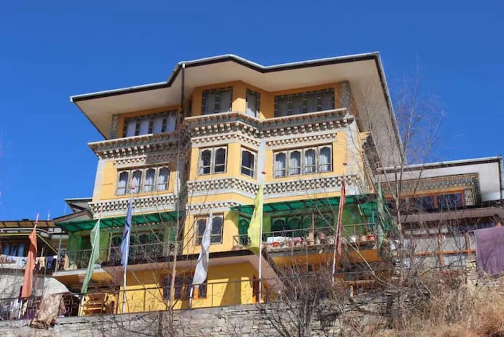 Pema Yeoseling Villa - A Home Away From Home !