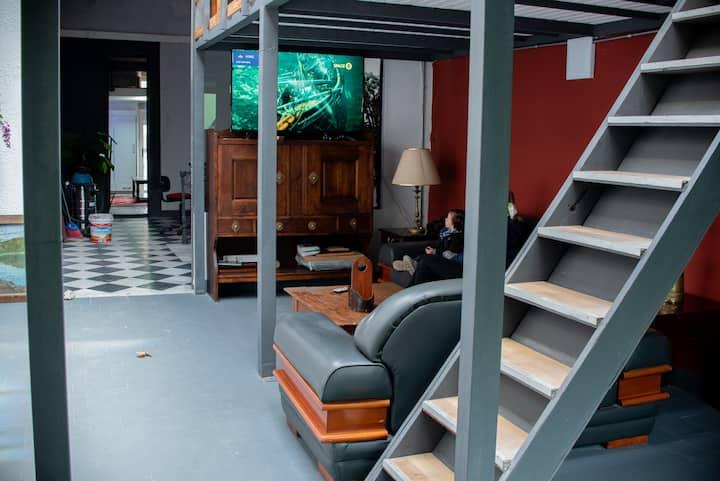 Coliving22 Habitaciones individuales y compartidas