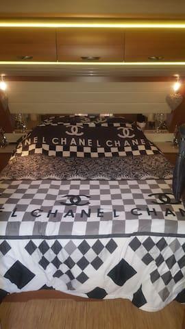 Luxury caravan rental