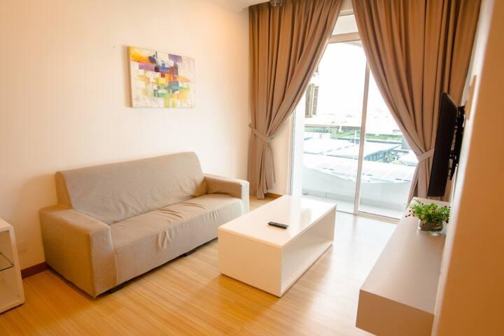 Melaka The Wave 009 [Deluxe Suite - 1 Bedroom]