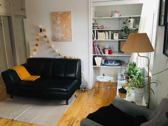 Jolie chambre cosy proche du métro Laurier