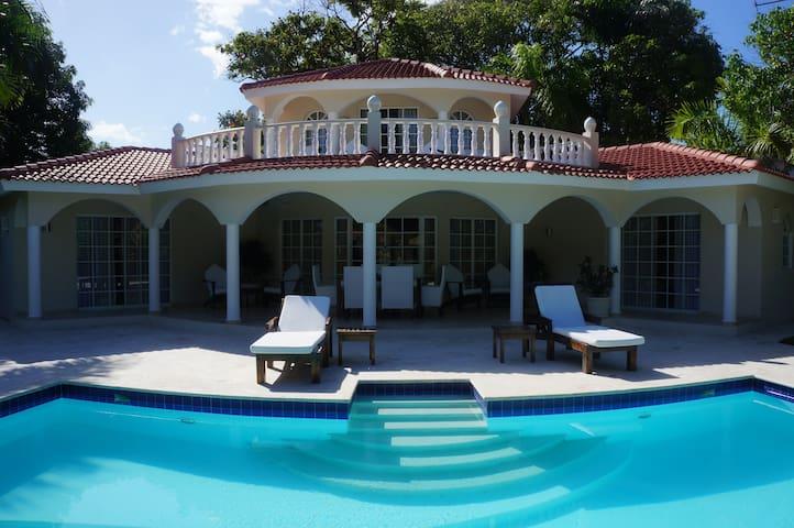 3/4 Bedroom Villa Gold VIP All-Inclusive - Puerto Plata - Villa