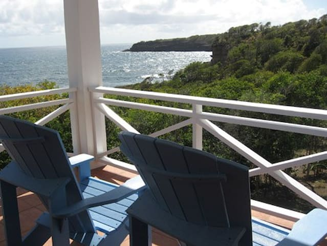 Marlin Villa Apt, Belle Isle - Grenada, West Indies - Apartment