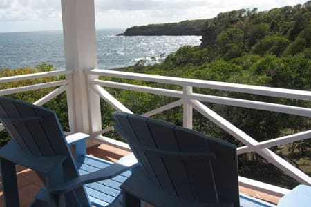 Marlin Villa Apt, Belle Isle - Grenada, West Indies