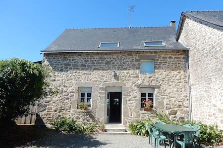 Stone house in a farmhouse (100m²) - Hambers - Naturhytte
