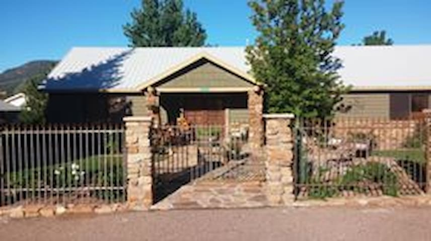 Cool and comfortable in Pine, AZ - Pine - House