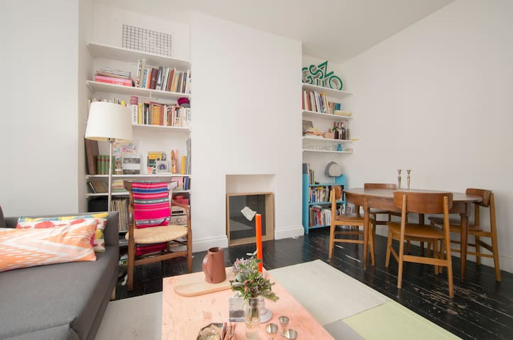 Charming spacious flat in Homerton - Londen - Appartement