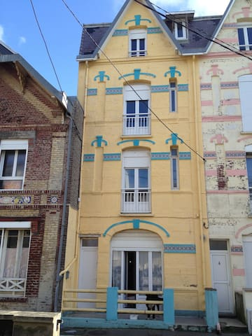 Cosy 2-room 20m from the beach - Berck - Daire
