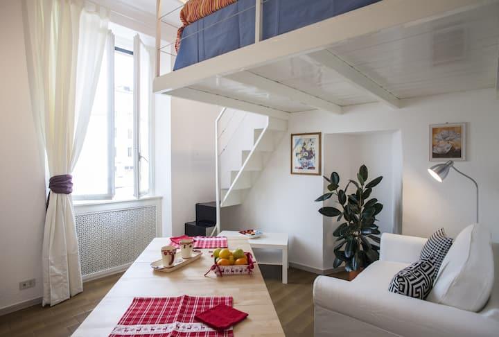 Pollara, Apartment at Porta Venezia