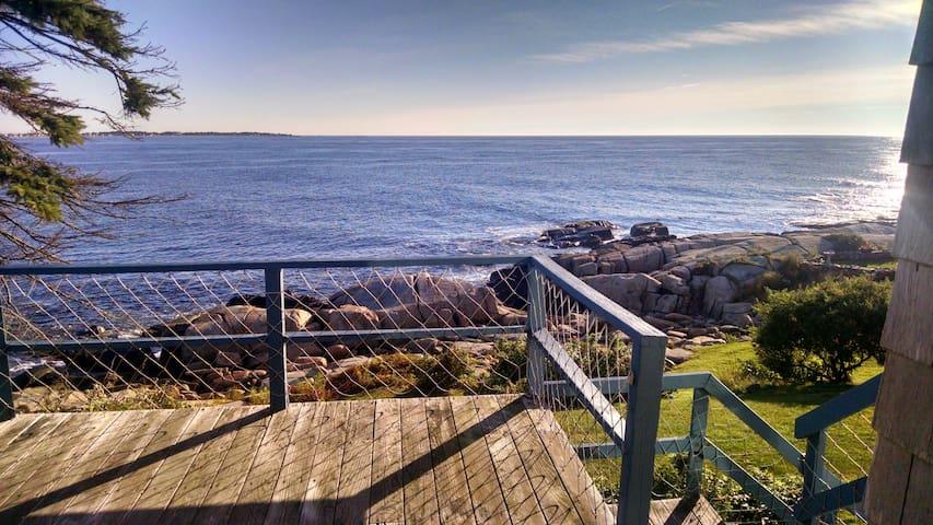 Quintessential Maine Oceanfront! - Biddeford - Talo