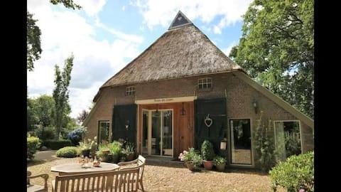 Woonboerderij nabij Emmen centrum en Wildlands!