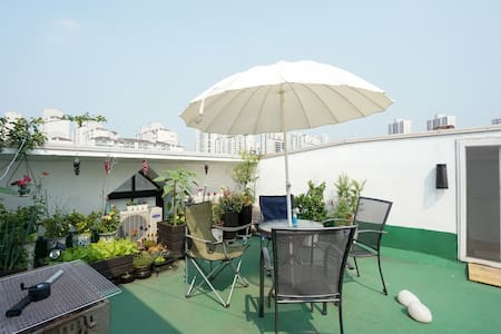 Party on the Roof-Top (Enjoy BBQ in the City) - 성남시