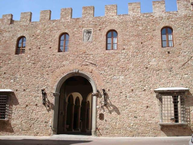 Abitazione Palazzo Stiozzi Ridolfi - Certaldo