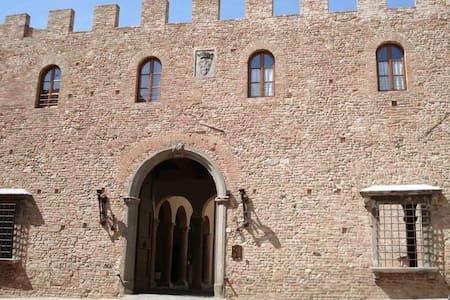 Abitazione Palazzo Stiozzi Ridolfi - Certaldo - Departamento