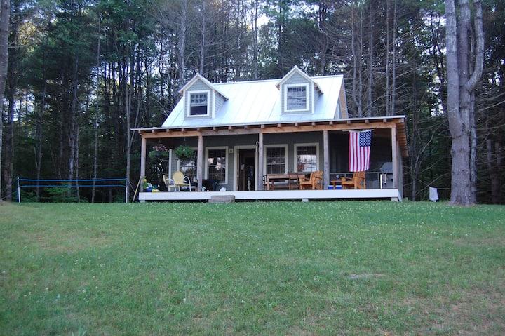 Connecticut River Summer Cottage